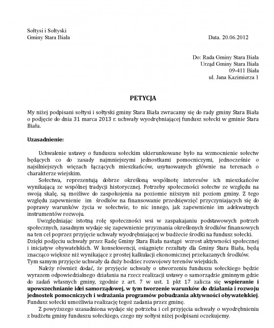 Microsoft Word - petycja