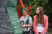 Akcja Idealna Września w Parku Dzieci Wrzesińskich