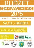 Maraton_Projektów_Plakat