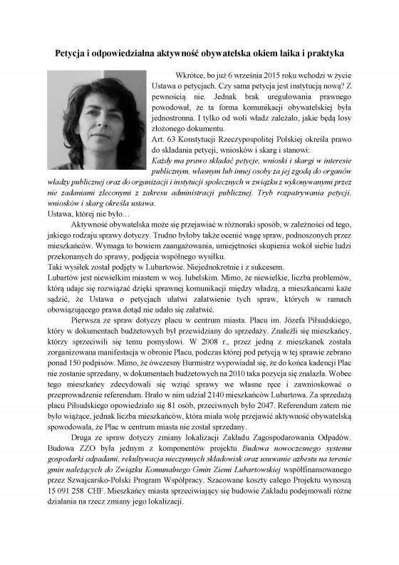 Petycja i odpowiedzialna aktywność obywatelska okiem laika i praktyka_Strona_1