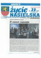 art_rozpoczęcie IV semestru NUD_Życie Nasielska