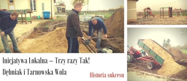 Dębniak i Tarnowska Wola