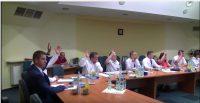 Zdjęcie Lubartów głosowanie rady gminy