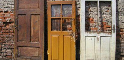 AAA drzwi stare przyjmiemy od zaraz!