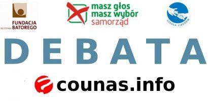 DEBATA – Jakie inwestycje są najpilniejsze w naszej gminie ? Czy jesteś zadowolony z dotychczasowej polityki inwestycyjnej swojego samorządu?