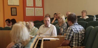 Spotkanie w sprawie budżetu obywatelskiego w Jastrzębiu-Zdroju