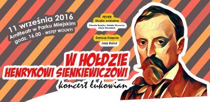 W hołdzie Henrykowi Sienkiewiczowi