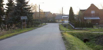 Sprawozdanie cząstkowe wieś Kuniów