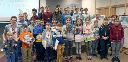 Młodzieżowa Rada Gminy współorganizatorem Turnieju Szachowego