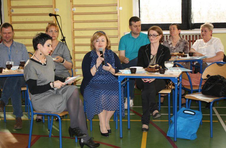 Spotkanie w Specjalnym Ośrodku szkolno-Wychowawczym w Kole