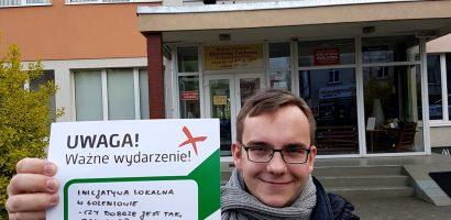 Inicjatywa lokalna w Goleniowie. Czy dobrze jest tak, jak jest? [DEBATA]