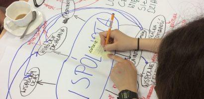 Młodzieżowa Rada Gminy dyskutuje o wspólnocie lokalnej
