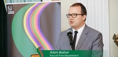 Przemówienie RPO Adama Bodnara na gali Super Samorząd