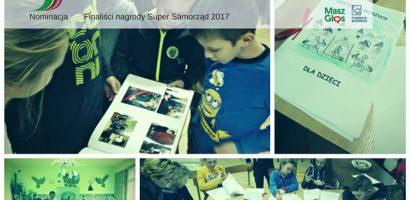 Nominowani do nagrody Super Samorząd 2017