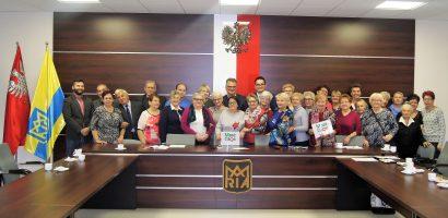 Spotkanie z Seniorami w Gminie Bodzanów