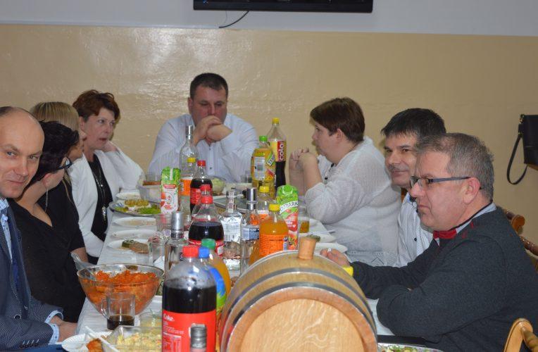 Spotkanie sołtysów gminy Węgorzewo