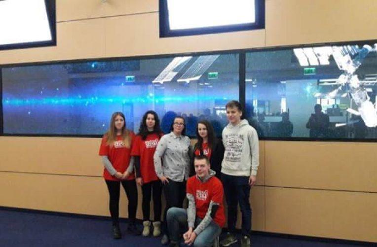 Dzień wolontariuszy na Sali Ziemi w Poznaniu