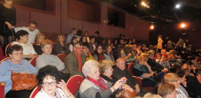 Kulturalny Senior w teatrze