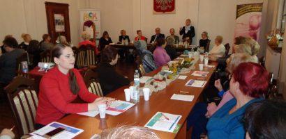 Galeria zdjęć z XII Forum Kluczborskich Kobiet – o inicjatywie lokalnej