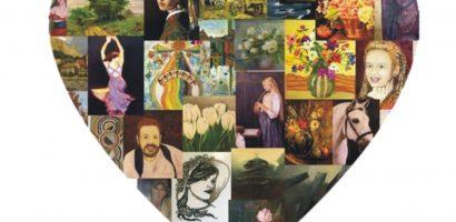 Inicjatywa lokalna w Kluczborku – czyli Sercem malowane