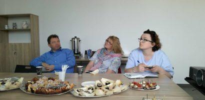 Spotkanie poświęcone funduszowi sołeckiemu w gminie Żukowo