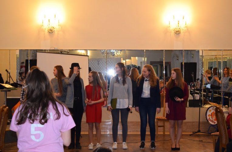 Dzień Kobiet w Gminie Przelewice z udziałem Klubu Wolontariatu