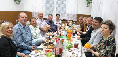 W gościnie u sołtyski Wilkowa