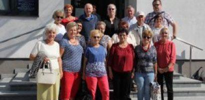 Partnerska wizyta studyjna seniorów z Biłgoraja