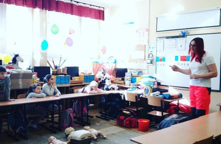 Pierwsza pomoc w szkołach – zwyczajna, niezwyczajna