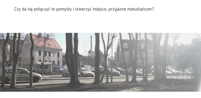 Skwer przy ul. Kopernika – o czym mówią mieszkańcy