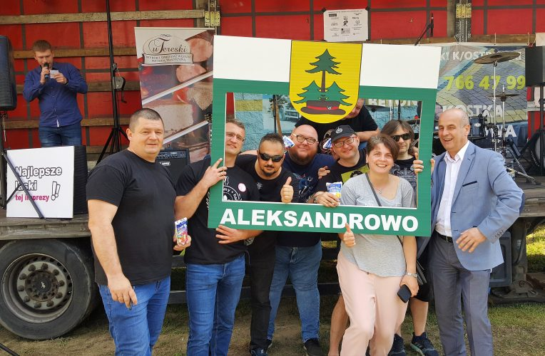 Imieniny wsi Aleksandrowo