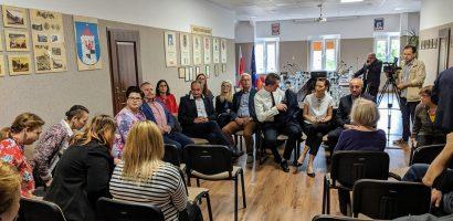 """Spotkanie sołtysi – radni z inicjatywy Forum Sołtysów """"Gromada"""""""