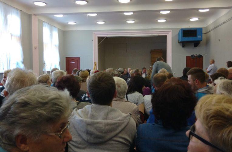 Spotkanie w sprawie Funduszu Sołeckiego wsi Sieniawa Żarska