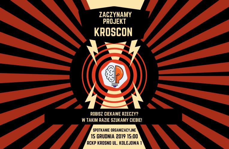 Rekrutacja do projektu KrosCon