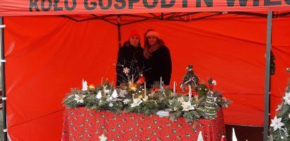 Jarmark świąteczny w sołectwie Bogdanów
