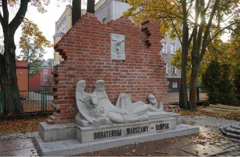 Pomnik Powstańców Warszawy