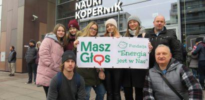 Wyjazd szkoleniowo-społecznościowy wolontariuszy do Warszawy
