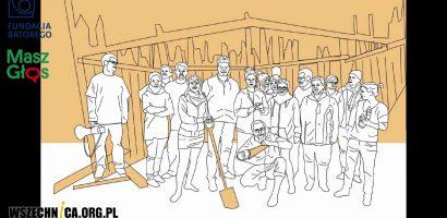 Uczestnictwo mieszkańców w kształtowaniu przestrzeni publicznej