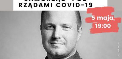 Webinarium: samorząd pod rządami COVID-19