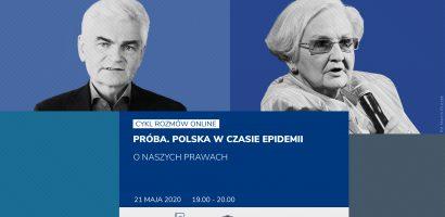 Próba. Polska w czasie epidemii