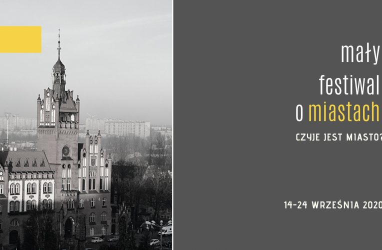 Mały Festiwal o Miastach