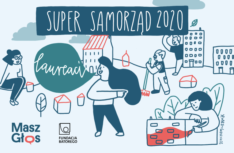 Nagrody Super Samorząd 2020 rozdane!
