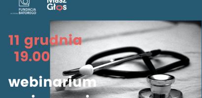 Webinarium: zadbaj o pierwszą pomoc podczas eventów