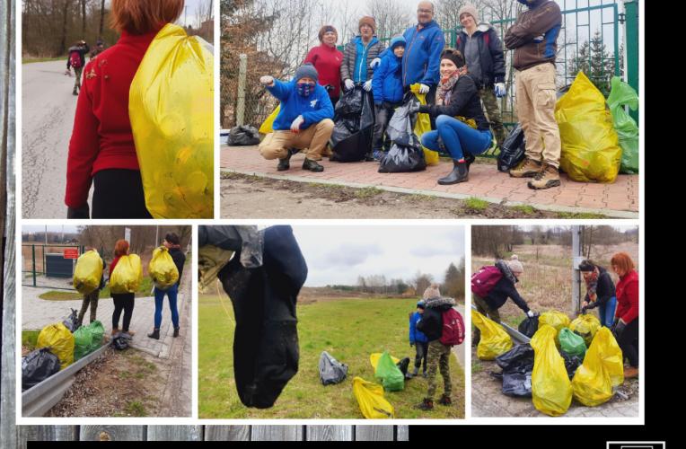 Akcja sprzątania wsi i operacja czysta rzeka!