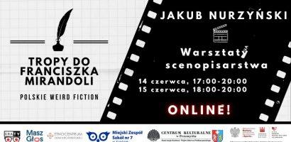 Warsztaty scenopisarskie online