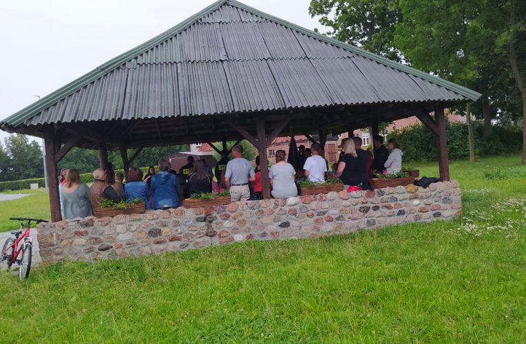 Uczczenie pamięci Powstańców Warszawskich