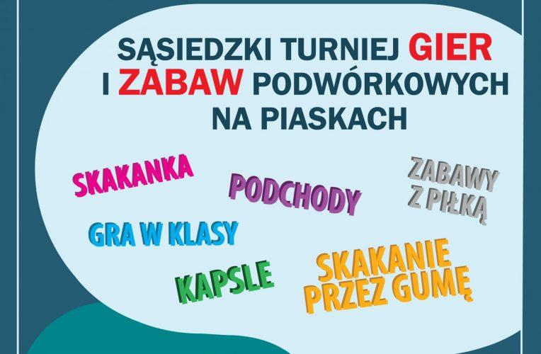 Zbliża się Sąsiedzki Turniej w Warszawie