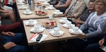 Międzynarodowy Dzień Seniora w Pawonkowie