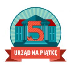 Logo grupy Urząd na Piątkę 2012