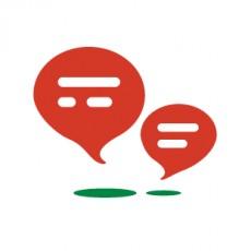 Logo grupy Lokalne konsultacje 2014